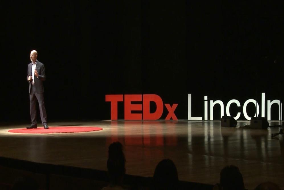 TEDxLincoln: Awakening Humanity